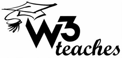 w3teaches