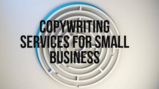 Copywriting Services for Small Business
