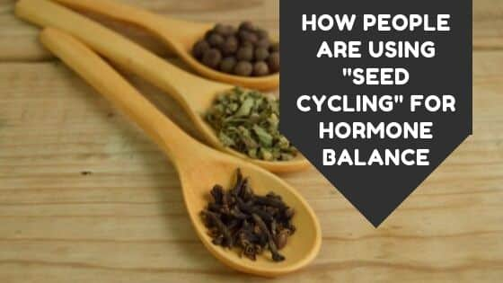 "How People Are Using ""Seed Cycling"" for Hormone Balance"