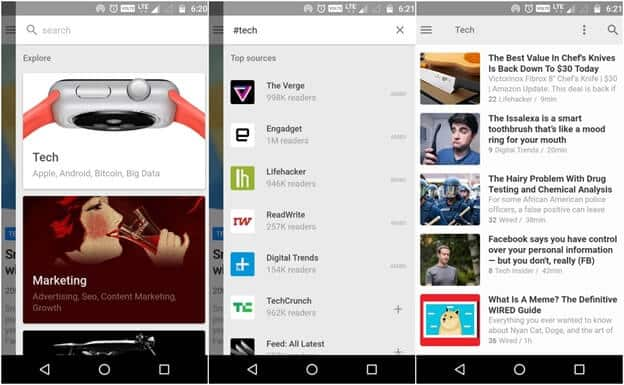 3 Best Apps For Latest Technology Updates
