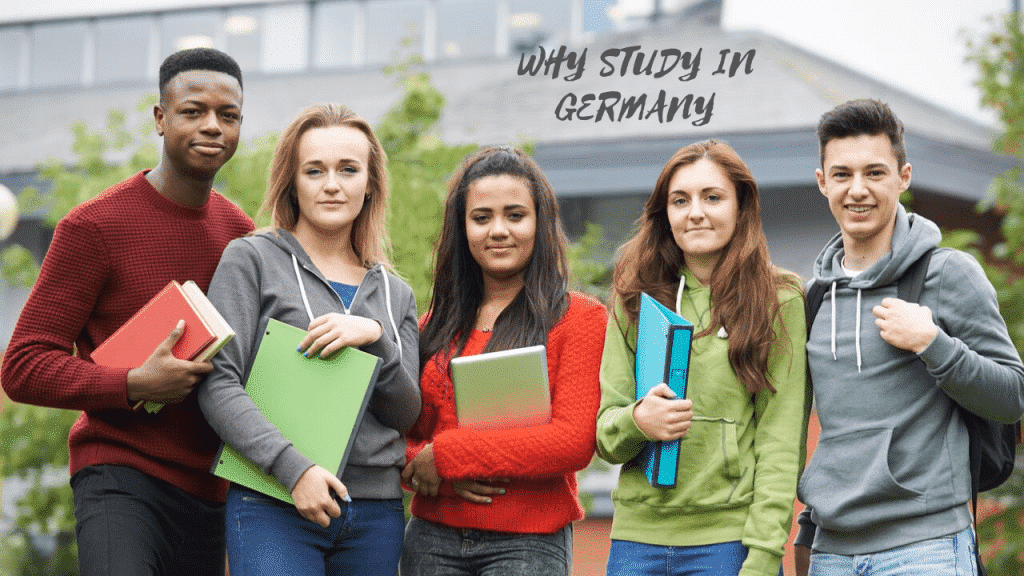 Why is Germany the best place for international students?